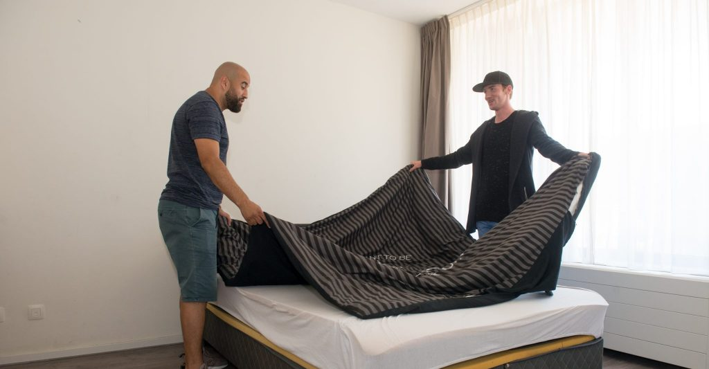 Overnachten in je eigen appartement.