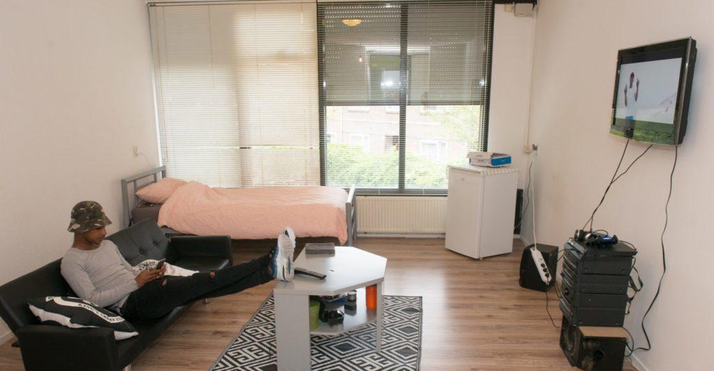 Minimaal 4 nachten per week in je eigen appartement slapen